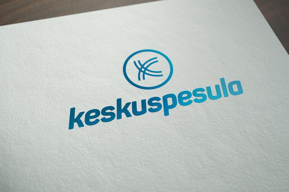 Keskuspesulan logo